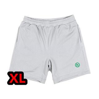 XL Hidden NY Mesh Short Silver(ショートパンツ)