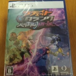 PlayStation - 新品ラチェット&クランク パラレル・トラブル PS5