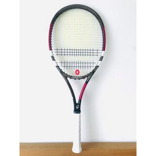 バボラ(Babolat)の【新品同様】バボラ『ピュアコントロール』テニスラケット/レッド&ブラック/G2(ラケット)