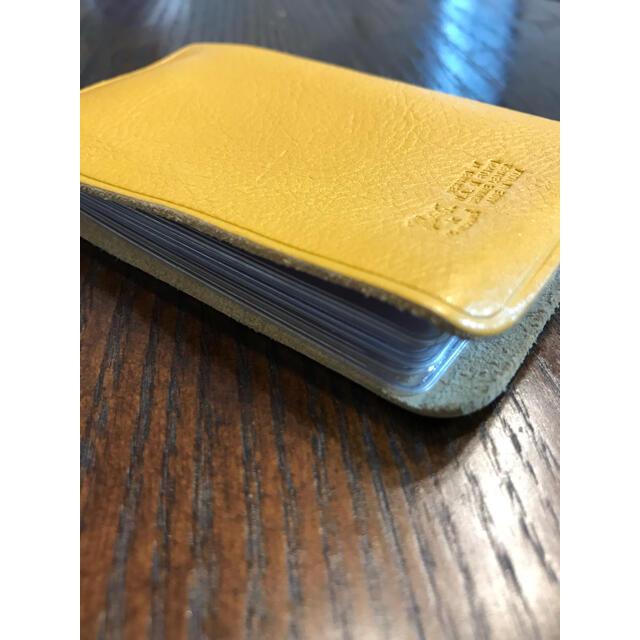 IL BISONTE(イルビゾンテ)のイルビゾンテ カードケース レディースのファッション小物(パスケース/IDカードホルダー)の商品写真