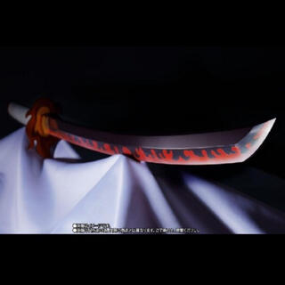 BANDAI - 日輪刀 煉獄 鬼滅の刃 プレミアムバンダイ 煉獄杏寿郎