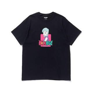 エクストララージ(XLARGE)の激レア xlarge × ドラゴンボール ブルマ Lサイズ(Tシャツ/カットソー(半袖/袖なし))