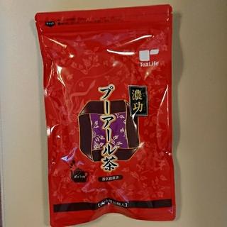 ティーライフ(Tea Life)のティーライフ 濃功プーアール茶 (ポット用30個入)(健康茶)