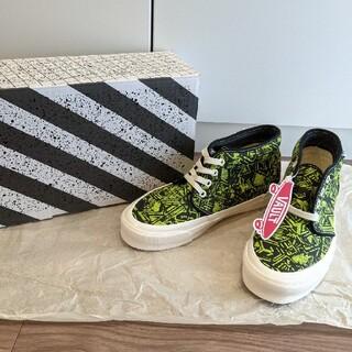 ヴァンズ(VANS)の新品 US企画 VAULT BY VANS OG CHUKKA LX 未使用 靴(スニーカー)