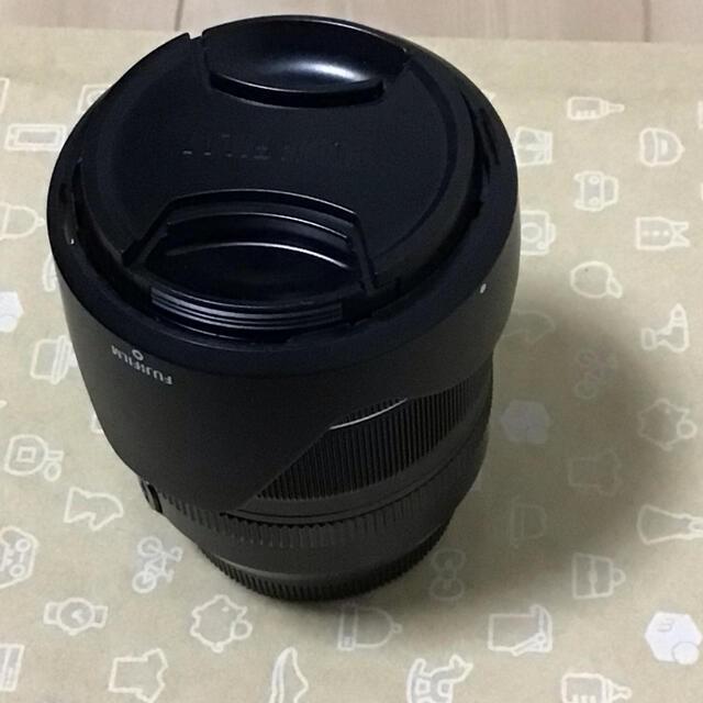 富士フイルム(フジフイルム)のXF18-55mm F2.8-4 R OIS 中古 スマホ/家電/カメラのカメラ(レンズ(ズーム))の商品写真