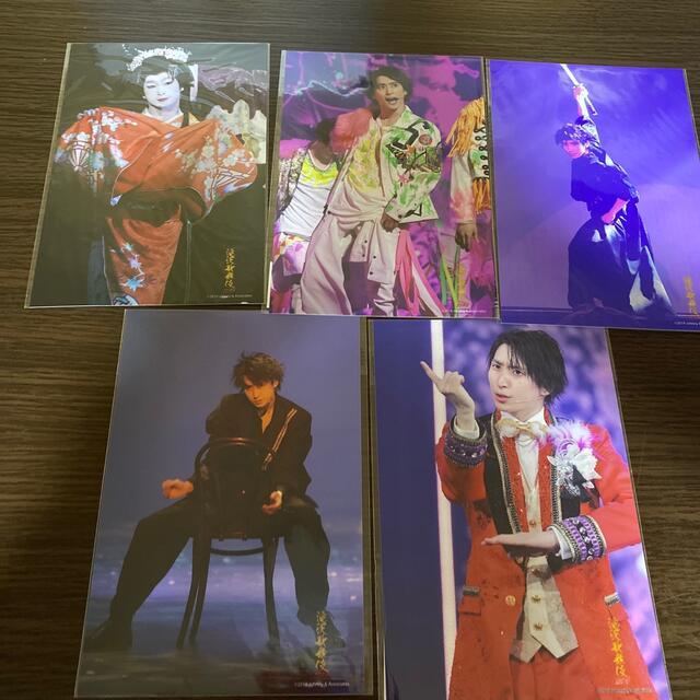 Johnny's(ジャニーズ)のステフォ 2019 佐久間大介 エンタメ/ホビーのタレントグッズ(アイドルグッズ)の商品写真