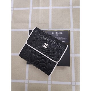 シャネル(CHANEL)の❥素敵♬シャネル♬さいふ♬ カード入れ♬ コインケース♬ 名刺入れ レディース(キーケース)