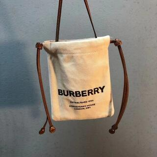 BURBERRY - BURBERRY ショルダーバッグ ミニバック