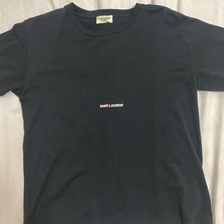 Saint Laurent - サンローラン tシャツ ブラック