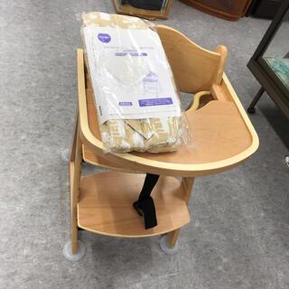 カトージ(KATOJI)のロイヤルベビーチェア 木製 トイザらス限定 ハイチェア KATOJI 22499(その他)