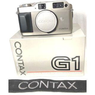 ★完動・とても綺麗★Contax G1 ボディ ROM 改造済 元箱付属