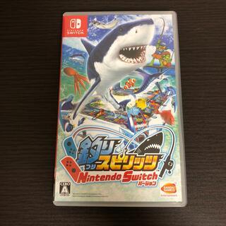 任天堂 - 釣りスピリッツ Nintendo Switchバージョン Switch