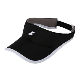 バボラ(Babolat)のバボラ テニスバイザー 黒 57.5cm 定価3740円(ウェア)