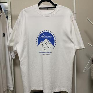 Balenciaga - アーダーエラー oversized paramount Tシャツ