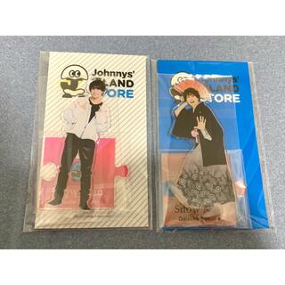 Johnny's - SnowMan 佐久間大介 アクスタ 第1弾 第2弾