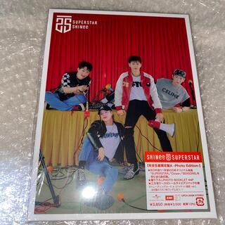 SHINee - SUPERSTAR(完全生産限定盤A -Photo Edition-)トレカなし