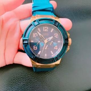 ゲス(GUESS)のGUESS腕時計 (腕時計)