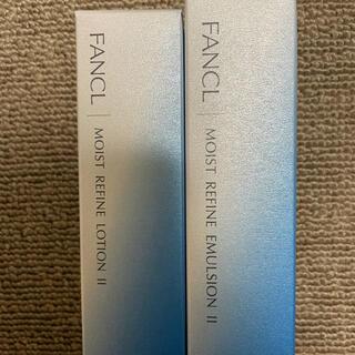 ファンケル(FANCL)のファンケル モイストリファイン しっとり 化粧水、乳液セット(化粧水/ローション)