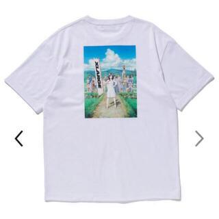 エクストララージ(XLARGE)のXLARGE サマーウォーズ S/S POCKET TEE m WHITE 白(Tシャツ/カットソー(半袖/袖なし))