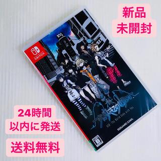 Nintendo Switch - 【新品 未開封】ニンテンドー スイッチ ソフト 新すばらしきこのせかい