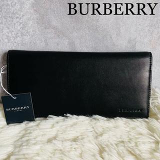 BURBERRY - 新品未使用品 バーバリー長財布