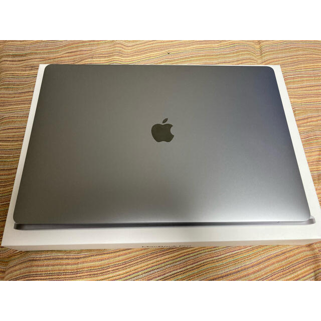 Mac (Apple)(マック)のAT様 専用MAcBookPro16インチ8コア スペースグレイ スマホ/家電/カメラのPC/タブレット(ノートPC)の商品写真