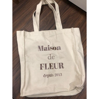 メゾンドフルール(Maison de FLEUR)のMaison de FLEUR (トートバッグ)