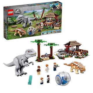 Lego - 【新品未開封】レゴ ジュラシック ワールド インドミナス 75941