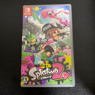 Nintendo Switch - スプラトゥーン2 switch 送料込み