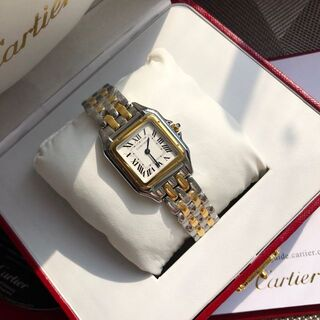 Cartier - Cartier(カルティエ) パンテール SM レディース クォーツ腕時計