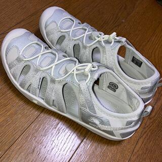 キーン(KEEN)のKEEN moxie sandal silver(サンダル)