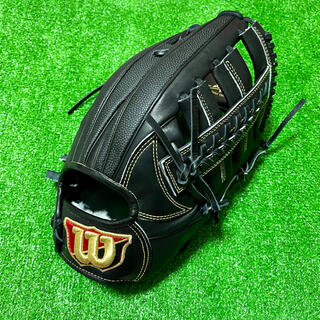 Wilson Staff - タグ付き 高校野球対応 日本製 ウィルソンスタッフ 硬式用 外野手用 グローブ