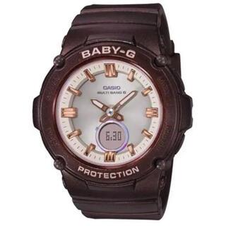 Baby-G - カシオ 腕時計 ベビージー 電波ソーラー