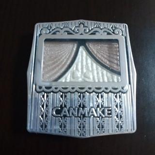 キャンメイク(CANMAKE)のキャンメイク  ジューシーピュアアイズ 13 シャンデリアベージュ(アイシャドウ)