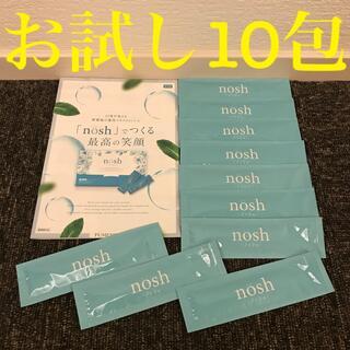 ノッシュ  薬用マウスウォッシュ 10包