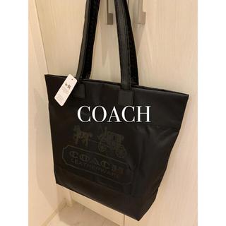 COACH - COACH コーチ トートバッグ 未使用