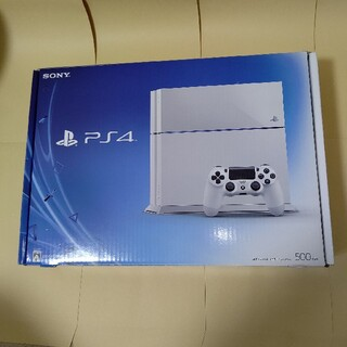 PlayStation4 - PlayStation 4 本体 PS4 500GB CUH-1100AB02