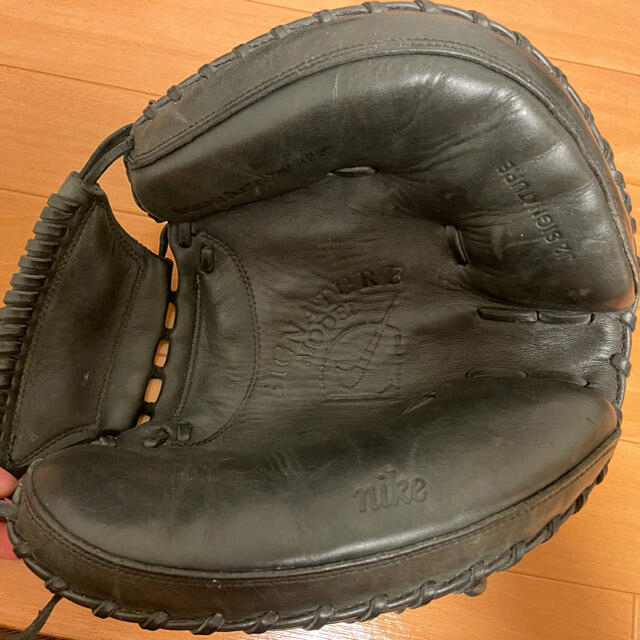 NIKE(ナイキ)のNIKE キャッチャーミット J2 ジグネイチャー スポーツ/アウトドアの野球(グローブ)の商品写真