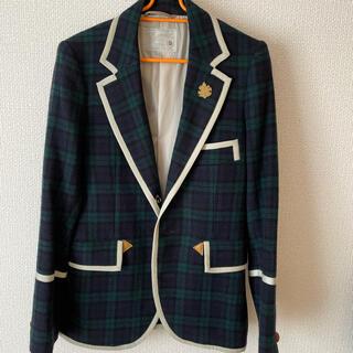 アレフルード 14aw ジャケット TAKUYA∞さん着用ブランド