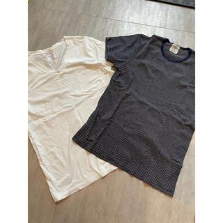 ビューティアンドユースユナイテッドアローズ(BEAUTY&YOUTH UNITED ARROWS)のビューティーアンドユース 2枚セット メンズ Tシャツ(Tシャツ/カットソー(半袖/袖なし))