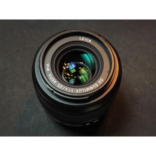 Panasonic - Leica 25mm F1.4 マイクロフォーサーズ レンズ