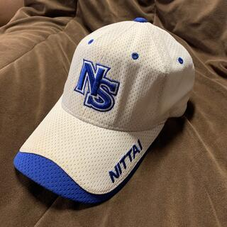 日体大 野球部 キャンプ用帽子