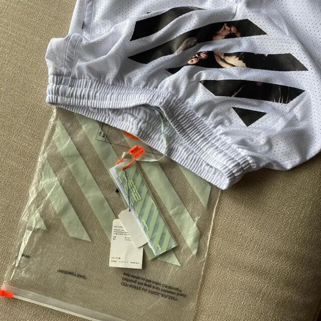 OFF-WHITE(オフホワイト)のOff White ショートパンツ S メンズのパンツ(ショートパンツ)の商品写真