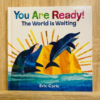英語絵本 You Are Ready! The World Is Waiting(絵本/児童書)
