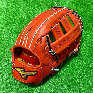MIZUNO - タグ付き 高校野球対応 ミズノプロ 硬式用 外野手用 西川型 グローブ 西川龍馬