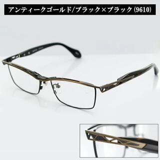 999.9 - 新品レスザンヒューマン チタンブローフレーム日本製 定価39000円