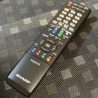 シャープ(SHARP)のシャープ テレビ リモコン ga871wjsa(テレビ)