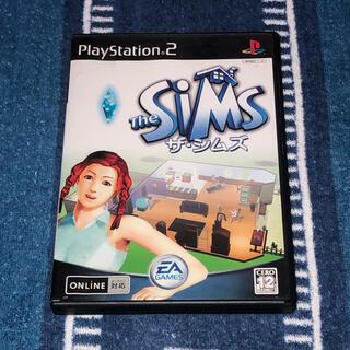 PlayStation2 - PS2 ザ シムズ  動作確認済