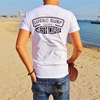Ron Herman - 西海岸スタイル☆LUSSO SURF ウェストコーストTシャMサイズ☆RVCA