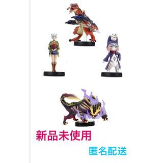 カプコン(CAPCOM)のamiibo マガイマガド 破滅レウス エナ ツキノ モンスターハンター(ゲームキャラクター)